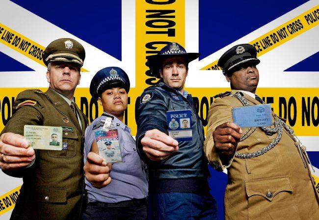 POLICE ACADEMY UK